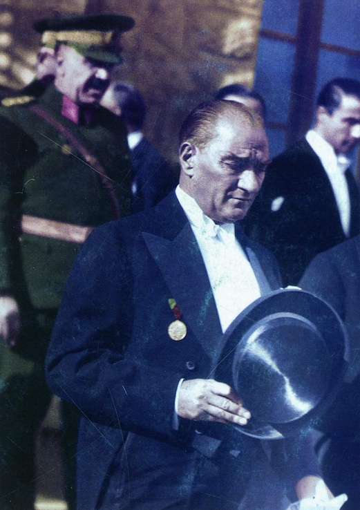 How did Mustafa Kemal Ataturk change Turkey after World War I?