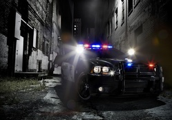 Dodge Charger Polis Arabası