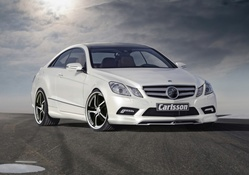 Mercedes E Coupe