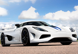 2013 model Koenigsegg Agera