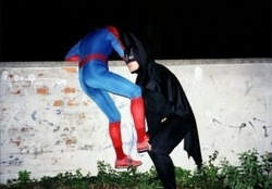 Batman ve Spiderman