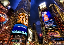 275490-cityscapes,night,architecture,buildings,New York City,skyscrapers,advertisement