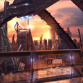 938822-drawings,cityscapes,futuristic,buildings