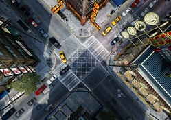 1192238-urban,Grand Theft Auto,Chinatown,roads,vehicles,icenhancer,GTA IV,video games,cityscapes
