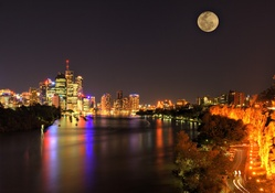 1230814-Moon,water,cityscapes