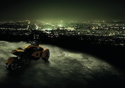 1234736-cityscapes,motorbikes,Can-Am Spyder