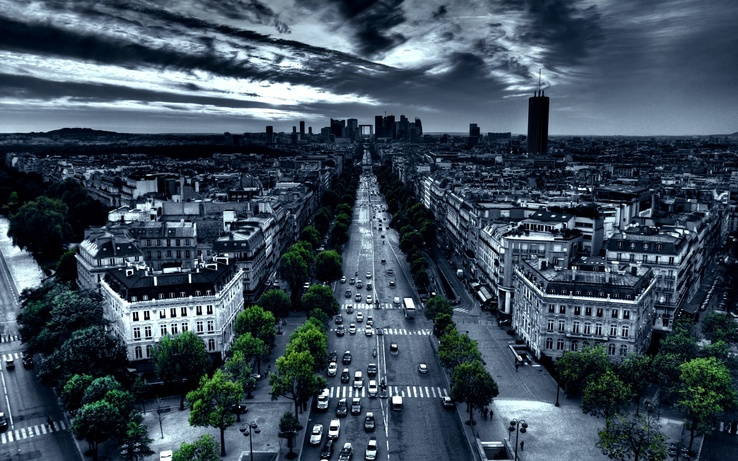 1285229-traffic,artwork,selective coloring,Paris,cityscapes,France.jpg