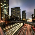 1321436-clocks,USA,California,town,Los Angeles,roads,artwork,long exposure,cityscapes,fog