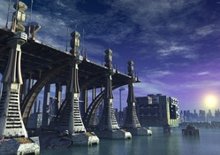 1356191-cityscapes,skyline,futuristic,artwork