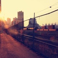 1373482-cityscapes,Vancouver,sunlight,railroad tracks,macro,chain link fence,cities