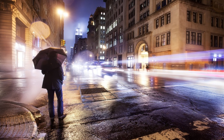 1485704-umbrellas,cityscapes,streets,night,cars,men,New York City,long exposure.jpg