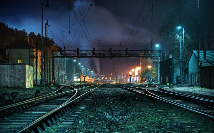 1558603-cityscapes,skyline,railroad tracks,HDR photography.jpg