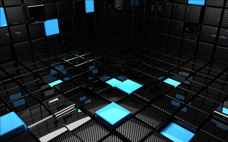 183920-blue,black,dark,cubes,reflections,3D view,abstract.jpg