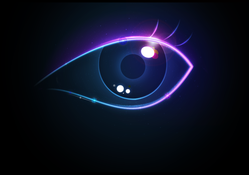 408497-abstract,eyes,neon lamp