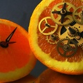 667423-fruits,clocks,oranges,Clockwork Orange