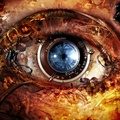 789122-3D view,abstract,eyes,steampunk,creative