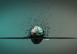1425339-abstract,black,minimalistic,white,explosions,3D render,explosion,Exploit