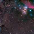 794650-outer space,Horsehead Nebula