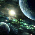 822946-outer space,planets,artwork
