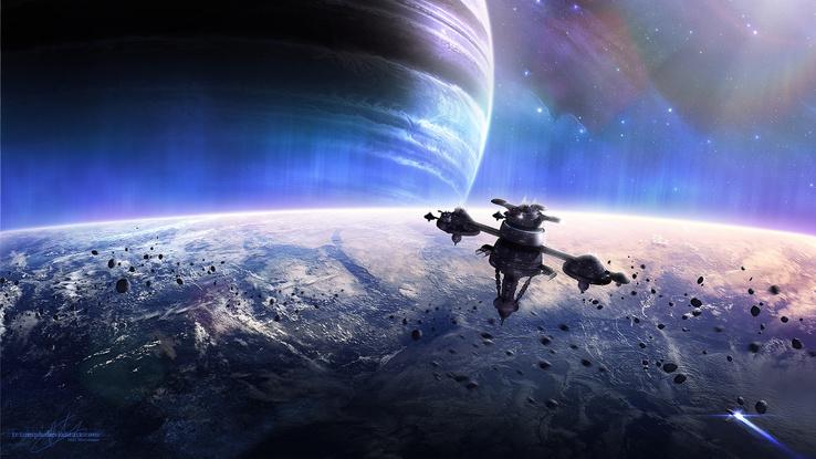 Geleceğin uzay gemisi - 947280