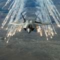 173252-F-22 Raptor,planes,vehicles,flares,aircraft,military