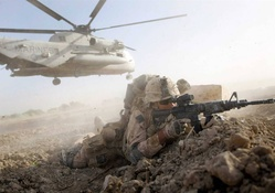 464165-soldiers,guns,helicopters,desert,sniper,weapons,vehicles