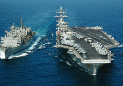 645767-military,navy,vehicles,aircraft carriers
