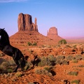 1746842-nature,animals,horses,rock formations
