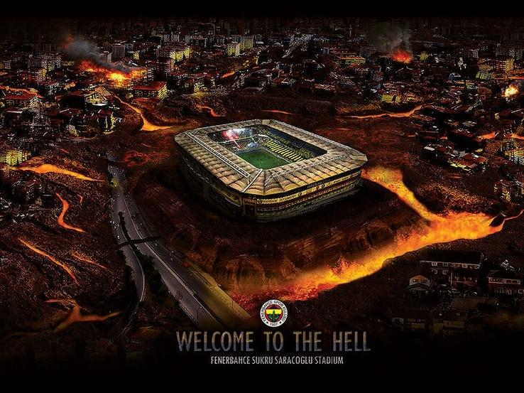 Fenerbahçe Stadı Resim Wallpaper Güzel Resimler Manzara Resimleri