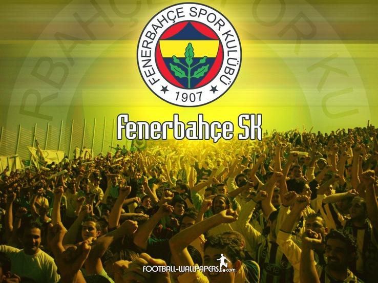 Fenerbahçe Logo Arkaplan Resim Wallpaper Güzel Resimler