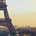 1574822-Eiffel Tower,Paris,sunset,cityscapes