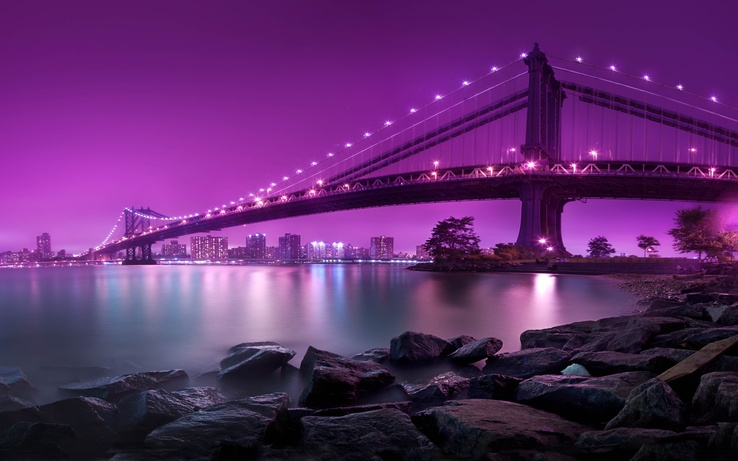 1631791-purple,Manhattan,Brooklyn,city lights,rivers,bright,suspension bridge,Manhattan Bridge,East River.jpg
