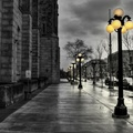 1716081-streets,lanterns,grayscale,HDR photography,selective coloring,cityscapes