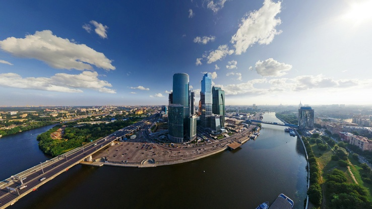 1723193-clouds,cityscapes,bridges,fisheye effect,Moscow city,blue skies.jpg