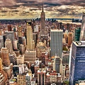 1736011-cityscapes,New York City,Empire State Building,city skyline