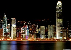 1831833-cityscapes,night,Hong Kong,cities
