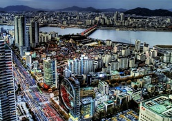 1851371-skyline,buildings,skyscrapers,Asians,Asia,asian architecture,HDR photography,Seoul,city skyline,South Korea,citylife,Japan,Tokyo,cityscapes