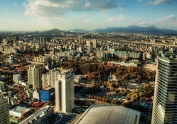 1851383-skyline,buildings,skyscrapers,Asians,Asia,asian architecture,Seoul,city skyline,South Korea,citylife,Japan,Tokyo,cityscapes