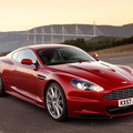 Aston Martin-DBS Infa Red
