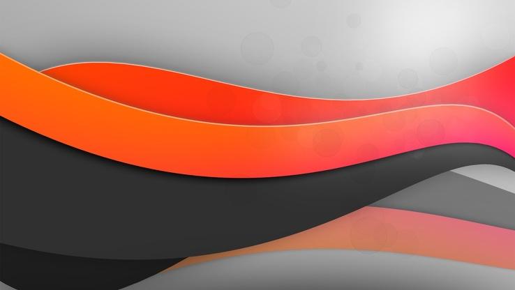 Turuncu siyah şeritler turuncu siyah şeritler