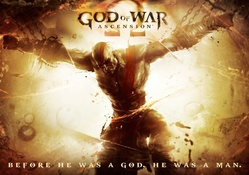 God of War 4 Ascension duvar kağıdı