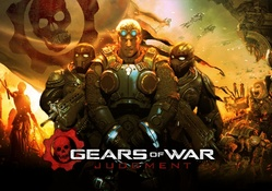 Gears of War Judgment duvar kağıdı