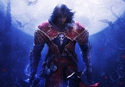 Castlevania Lords of Shadow HD duvar kağıdı