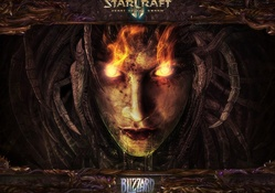 Starcraft 2 Heart of The Swarm