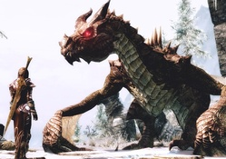 Elder Scrolls V Skyrim Dragon Slayer