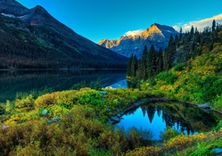 ABDden Doğa manzarası