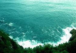 Sahil manzarası