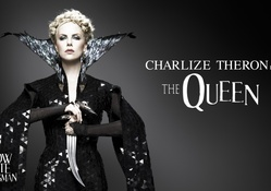 Charlize Theron The Queen