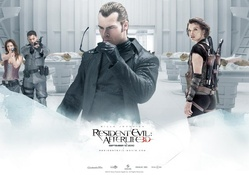 Resident Evil Afterlife 2010