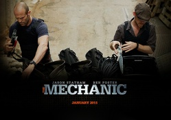 The Mechanic film duvar kağıdı